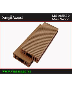 Sàn gỗ Awood - MS105K30-Wood
