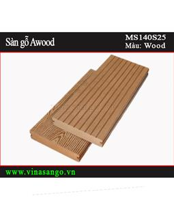Sàn gỗ Awood - MS140S25-Wood