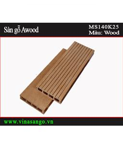 Sàn gỗ Awood - MS140K25-Wood
